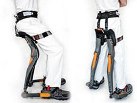 Noonee公司的隐形椅(Chairless Chair)